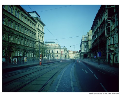 ON-AIR Project 190-7, The Prague Series, Krizovnicka
