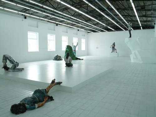 Installation view, Arario gallery, Beijing, China