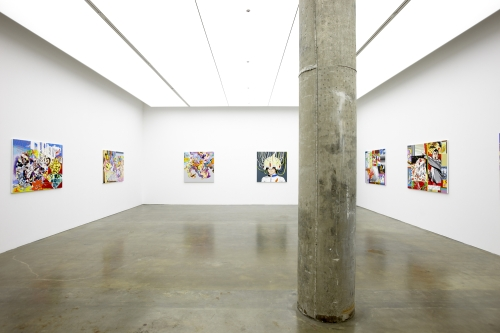 Bittersweet, installation view