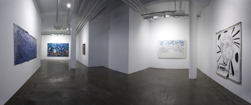 FEAST, installation view