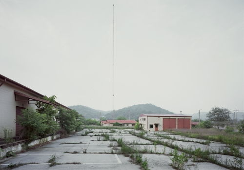 Charlie Block-AFKN relay station#1,Paju