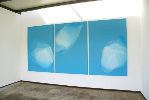 Eye-Lands, installation view