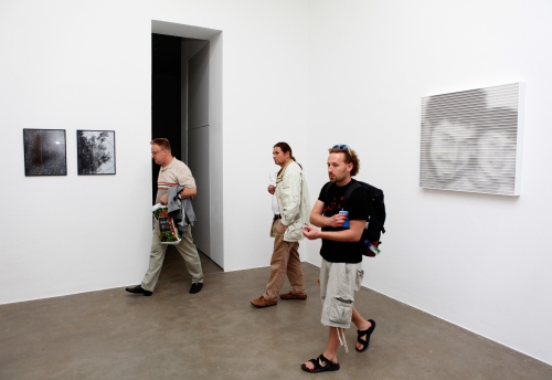 Dissapear, installation view