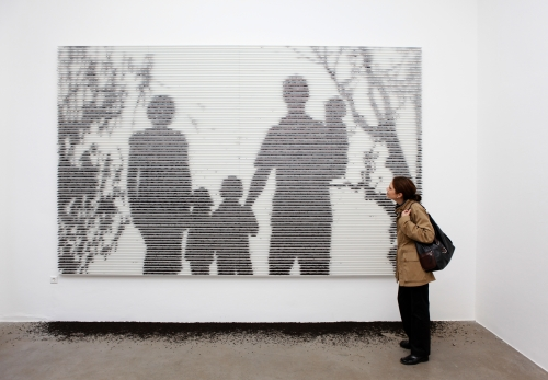 Family, installation view