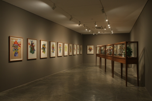 Installation view, KUKJE GALLERY