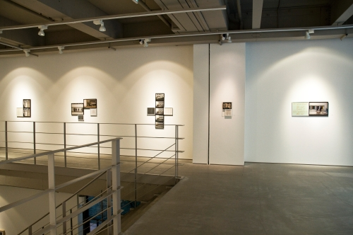 The Mark, installation view