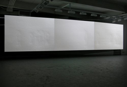 Invisible Masterpiece, installation view, Insa Art Space