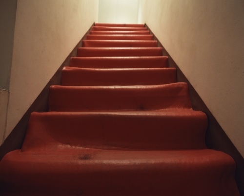 Hiary stairs, installation view