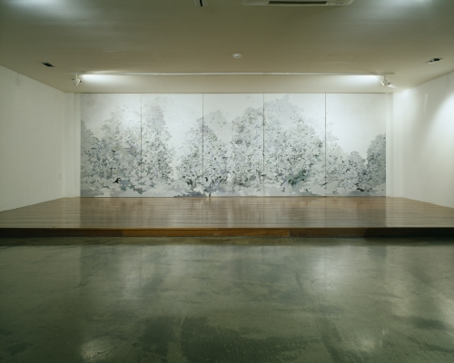 Wonder Wall, installation view