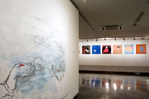 Seo Gallery installation view 1