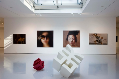 SHE-Another Gesture, installation view