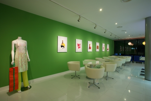 Smile Planet, Gallery Sang 157, installation view