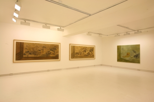 Yeol, installation view