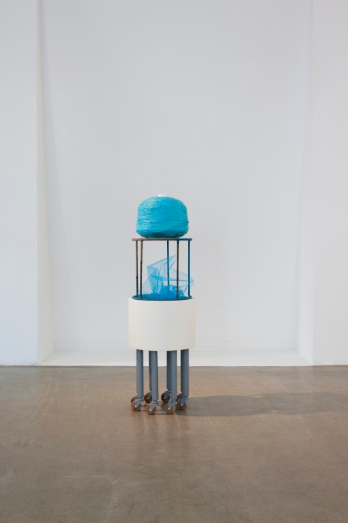 Grandmother Tower, Installation view, Space Can